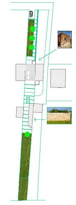 piantina abitazione sostenibile