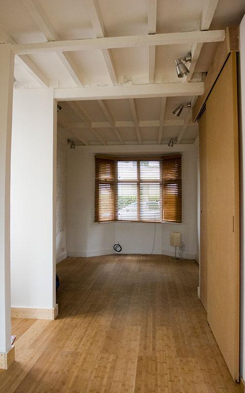 ristrutturazione loft interni