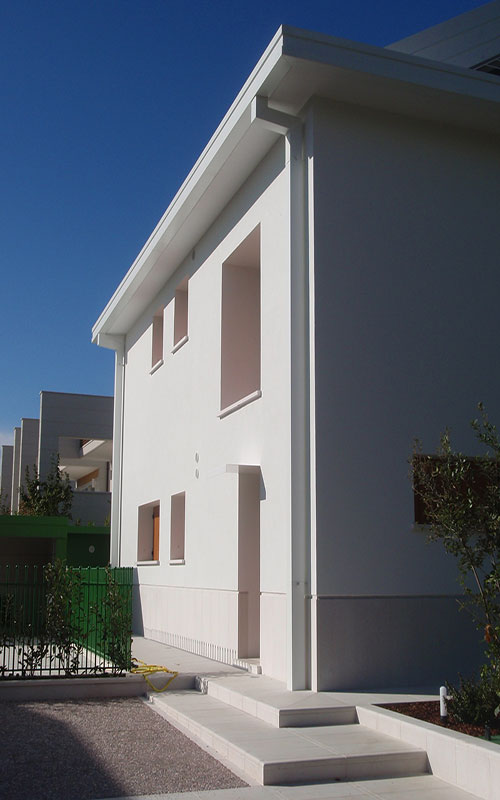 ristrutturazione abitazione anni 60 esterno