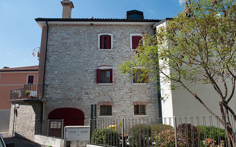 recupero appartamenti edificio storico