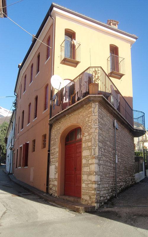ristrutturazione appartamenti edificio storico