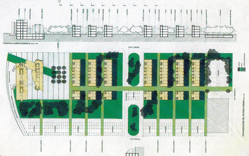 progetto trasformazione area industriale dimessa