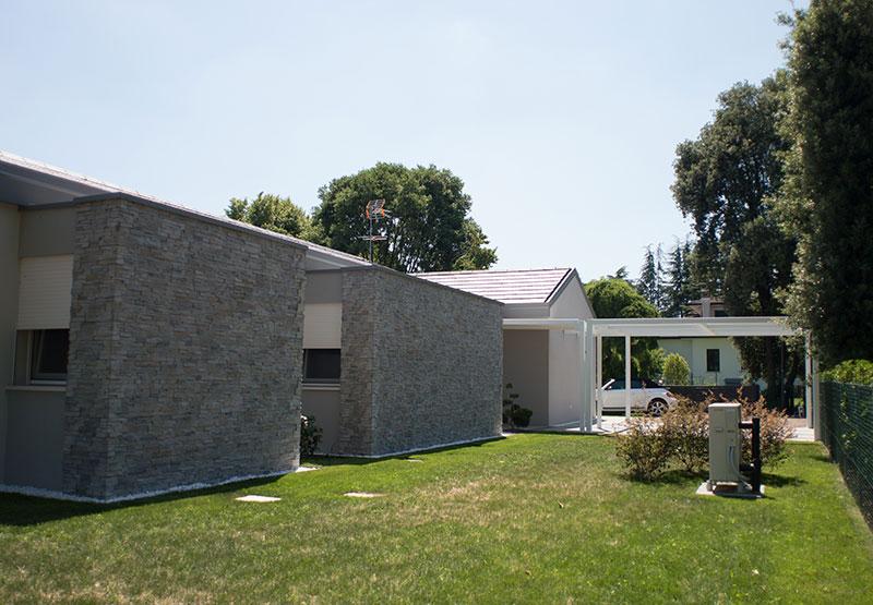 case parco Silea volumi