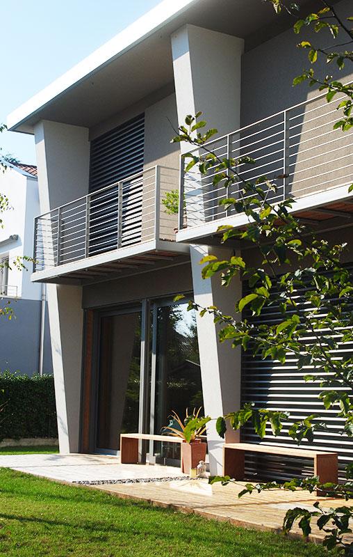 case a risparmio energetico facciata